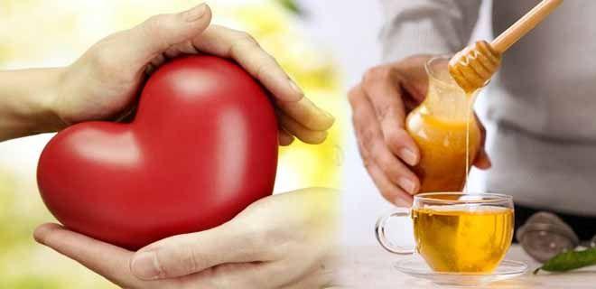 Медовой воды для сердца и сосудов