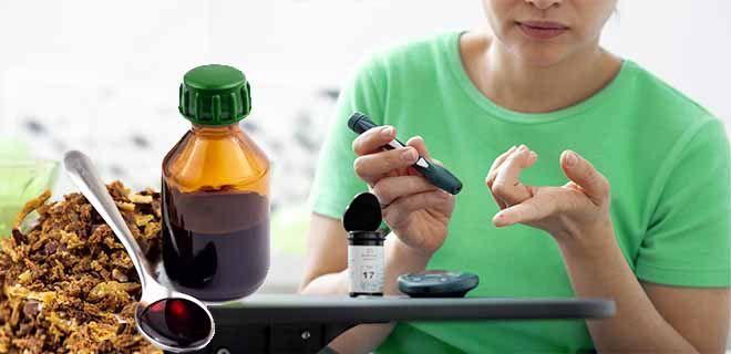 Настойка прополиса при сахарном диабете