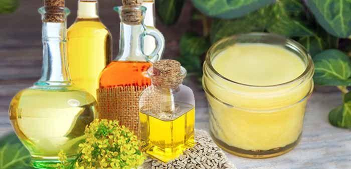 Мазь из пчелиного воска и растительного масла