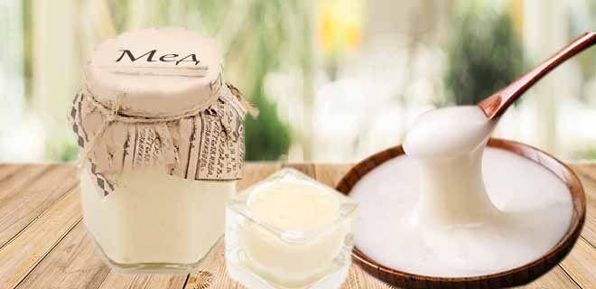 Белый мёд