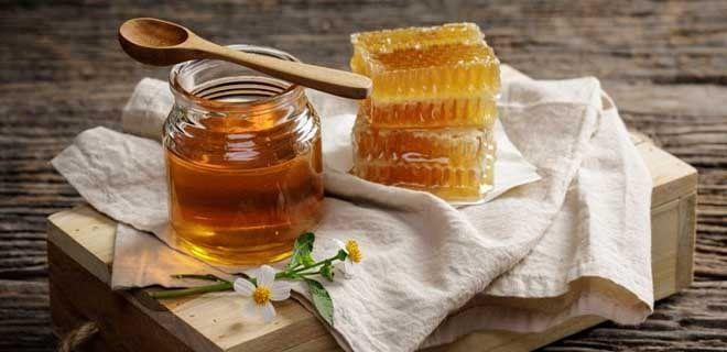 Настоящий диморфантовый мёд