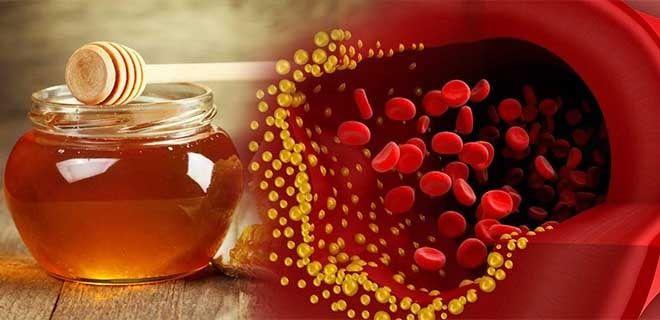 Мед при холестерине