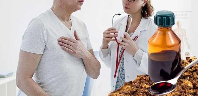Прополис от холестерина