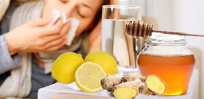 Напиток при простуде