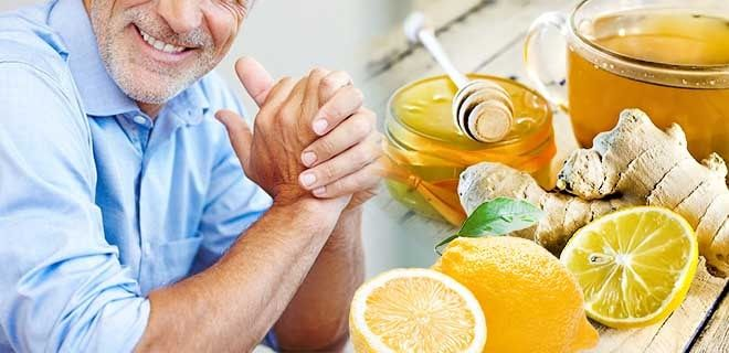 Имбирь с медом от простатита
