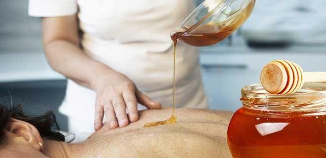 Медовый массаж при шейном остеохондрозе
